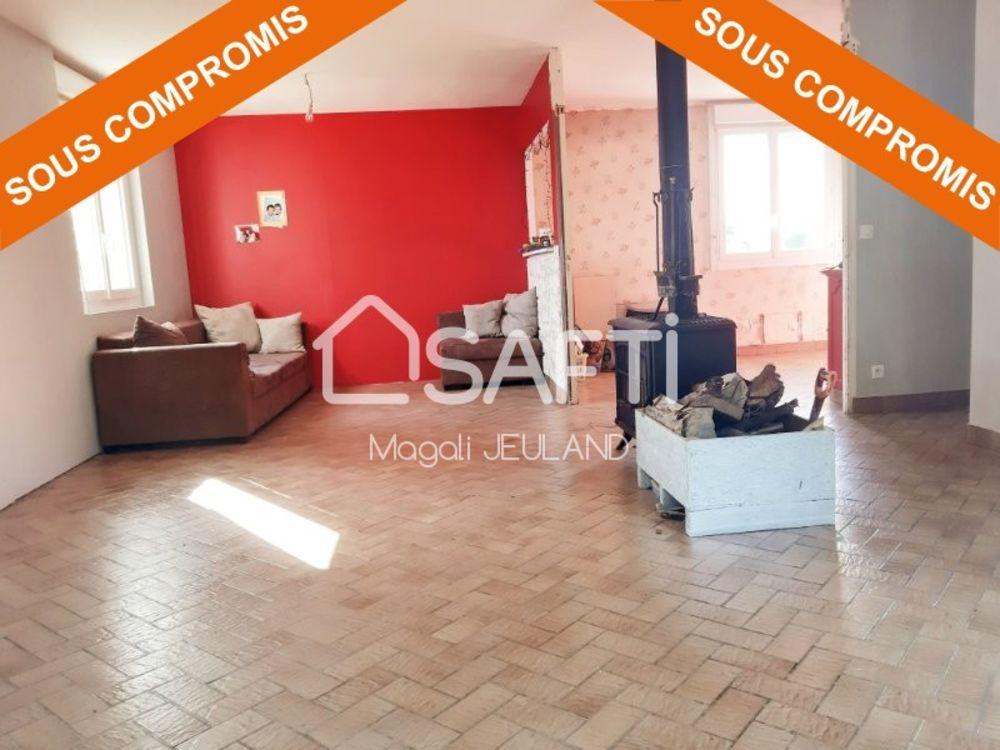 Vente Maison PAVILLON EN CAMPAGNE , 1500 M2 DE TERRAIN, BEAUX VOLUMES.  à Fontaine-couverte