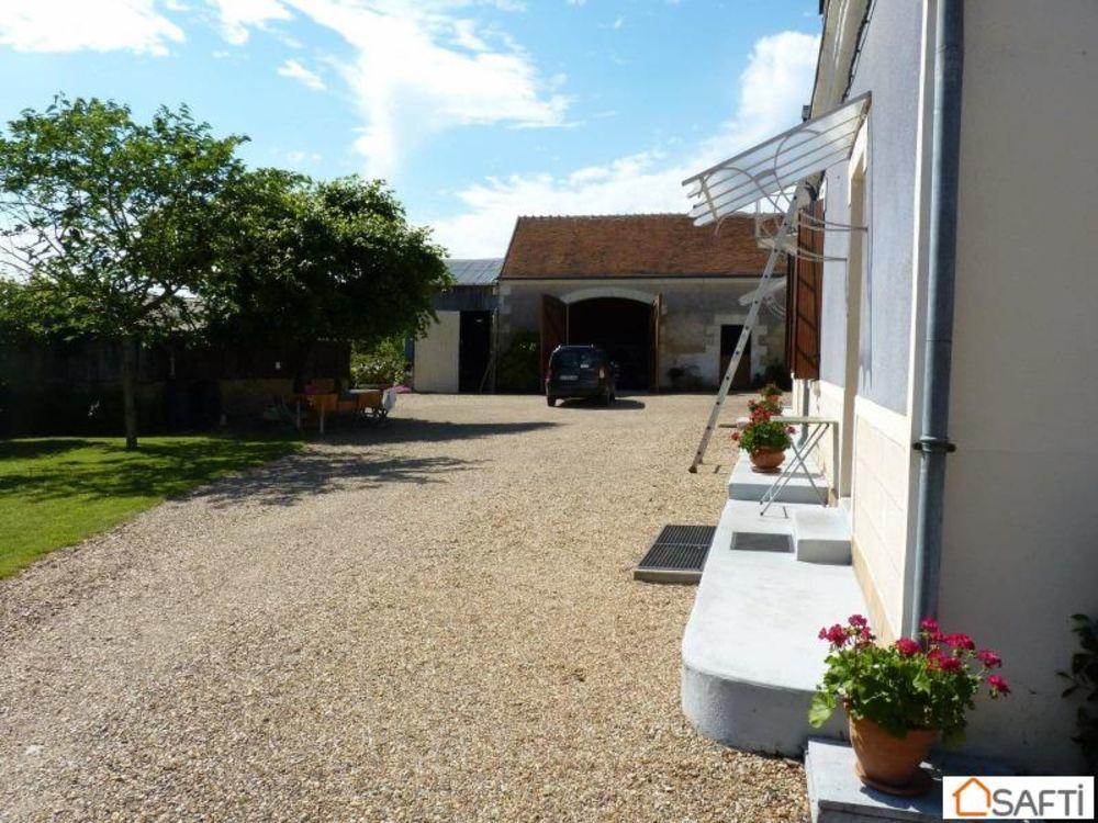 Vente Maison Magnifique longère avec terre agricole  à Saint aignan