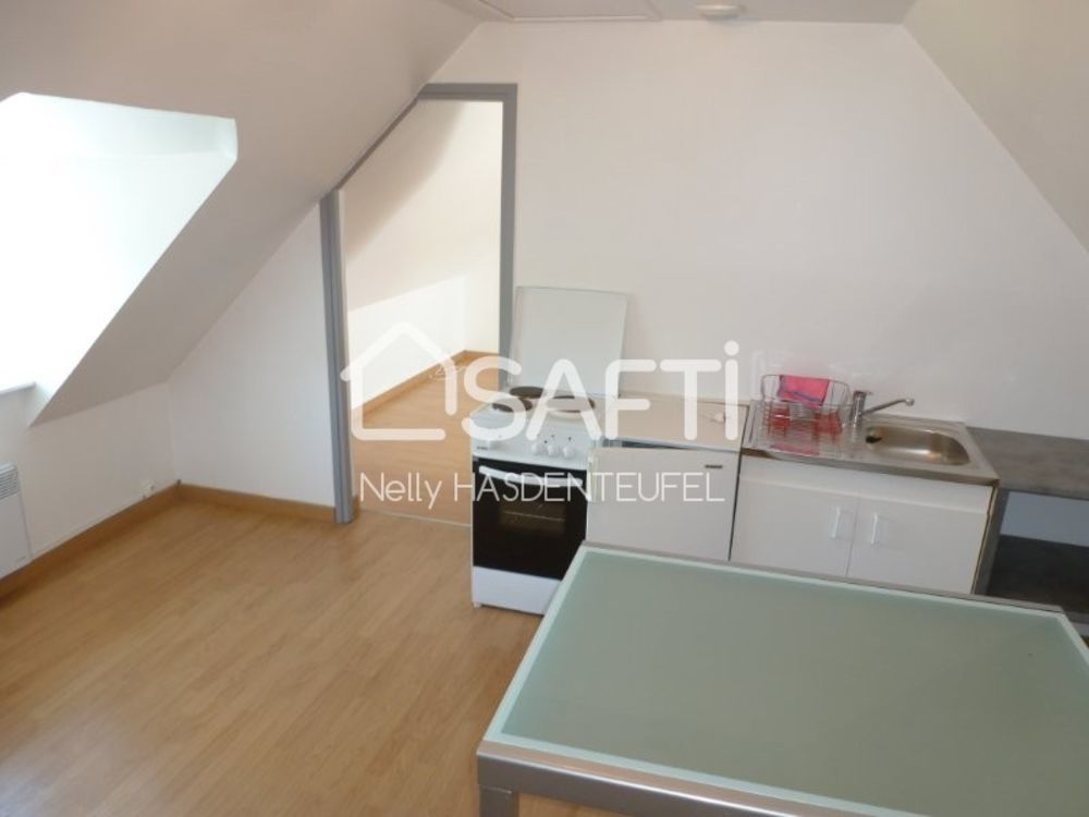 Location Appartement F2 - 1 CHAMBRE  à Marly