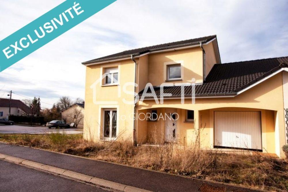Vente Maison Maison neuve de 120 m² prête à finir à Flétrange  à Fletrange