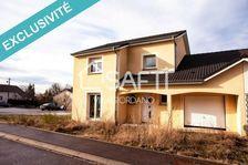 Maison neuve de 120 m² prête à finir à Flétrange 135000 Flétrange (57690)