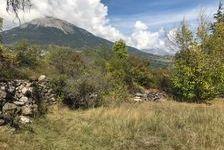 Terrain d'environ 800 m 2 vue sur les montagnes 95000 Crots (05200)