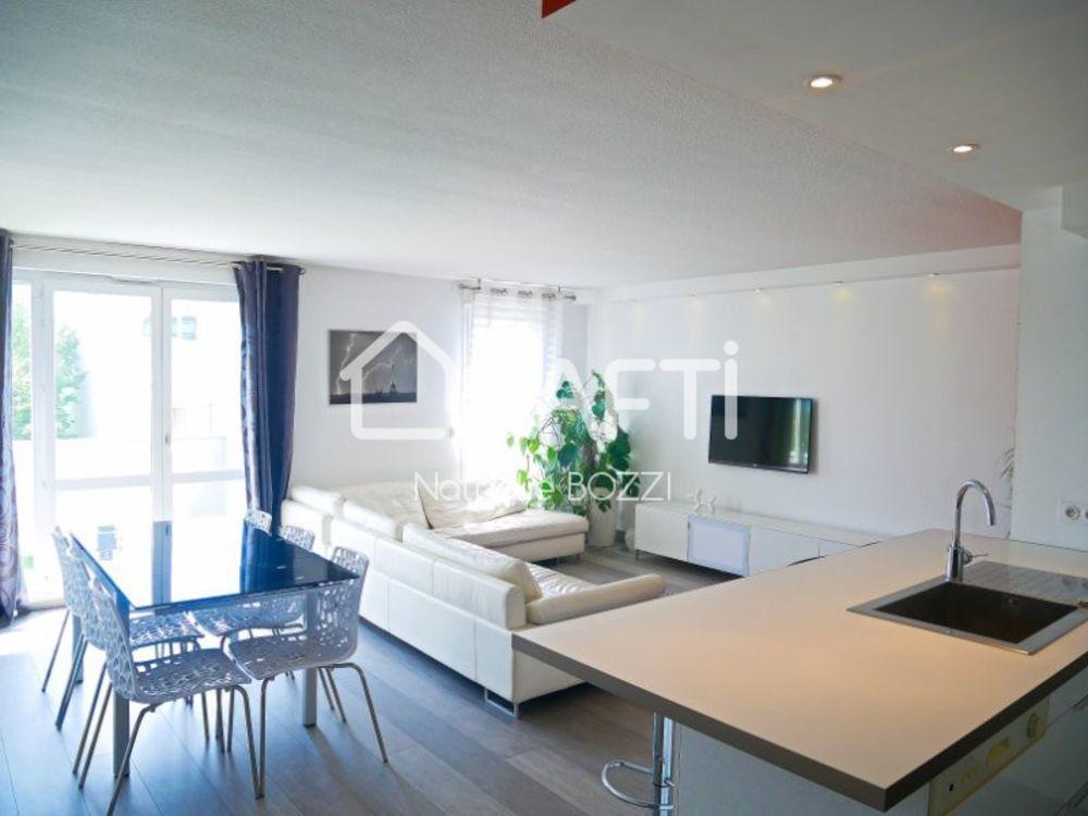 Vente Appartement Superbe T3 rénové dans une résidence de standing  à Grenoble