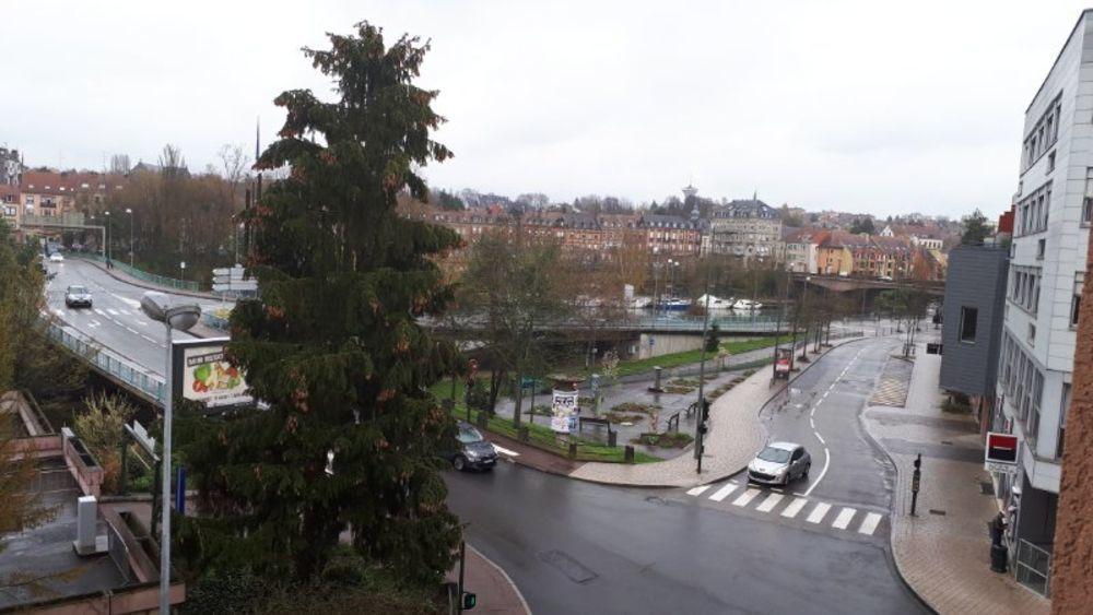 Vente Appartement Appartement type F2 de 49 m² lumineux vue sur Sarre  à Sarreguemines