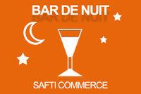 Très belle affaire de nuit Bar,Club,restauration possible. 0