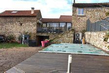 Charmante maison de village en pierres rénovée avec terrain d'agrément au calme. 270000 Annonay (07100)