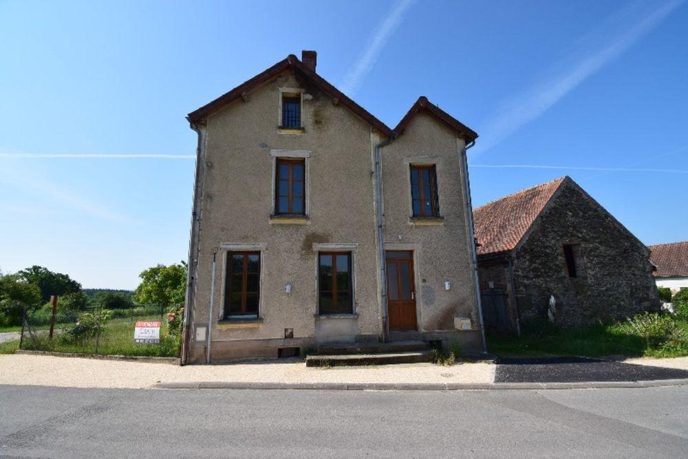 Vente Maison maison de campagne avec terrain et dépendances  à Monestier
