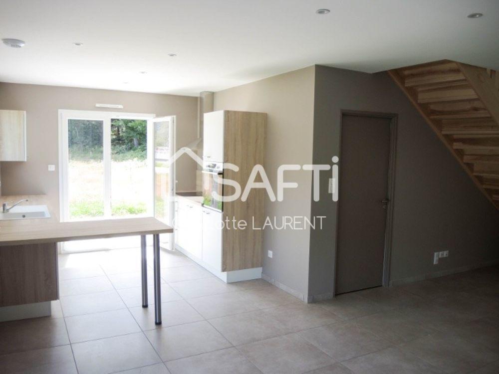 Vente Maison Maison neuve sur l'axe Remiremont-Epinal  à Saint-nabord