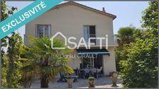 A VAUX SUR MER 17640 - Maison de 135 m² sur un jardin de 577 m² clos et arboré. 292800 Vaux-sur-Mer (17640)