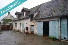 Dans un village avec toutes commodités et service corps de ferme de 110 m2 habitables  possibilité d'extension 160000 Vineuil (41350)