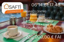 Bar brasserie FDJ, emplacement n°1 fort potentiel 220000