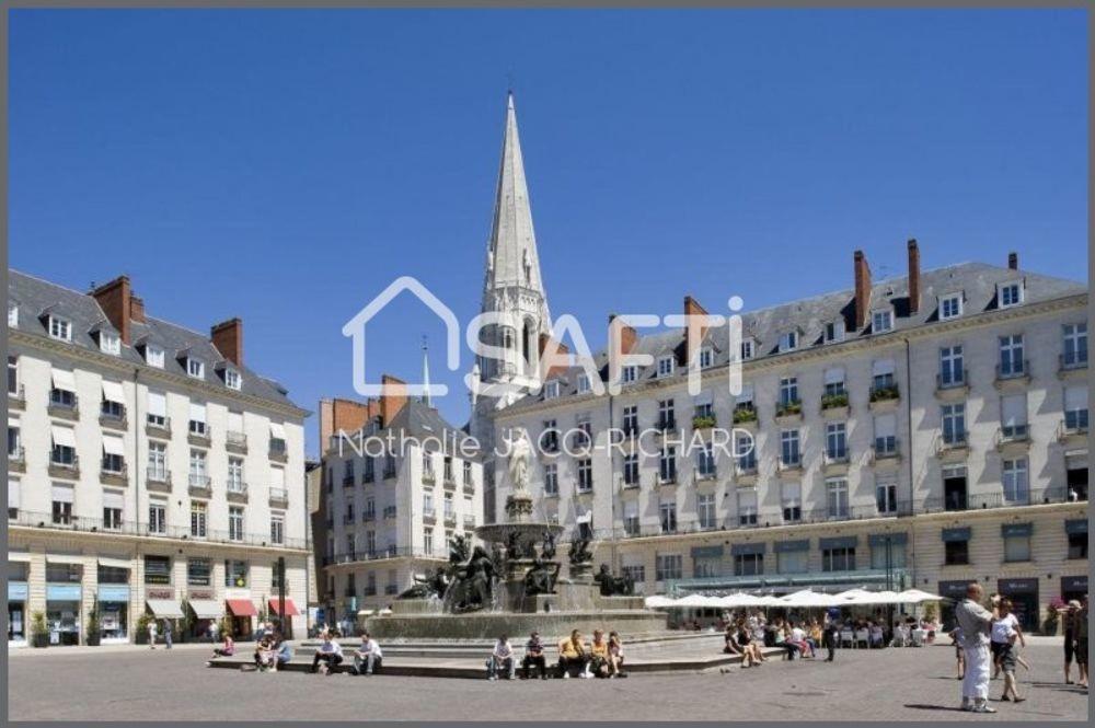 Vente Appartement Appartement 122m² - Nantes - Place royale  à Nantes