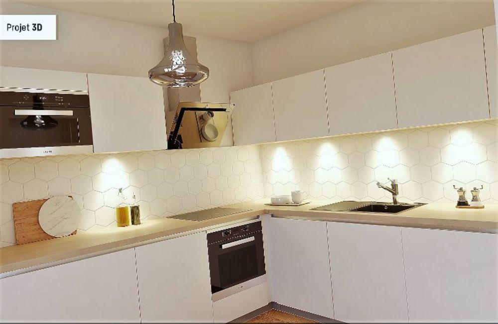 Vente Appartement 3 pièces, 63 m2, quartier calme, proches commerces  à Sallanches
