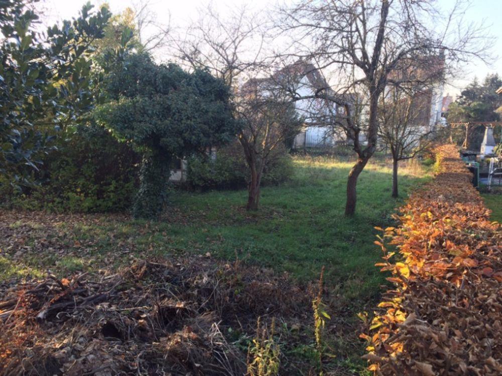 Vente Terrain Terrain 5,9 ares à Riedisheim proche centre Riedisheim