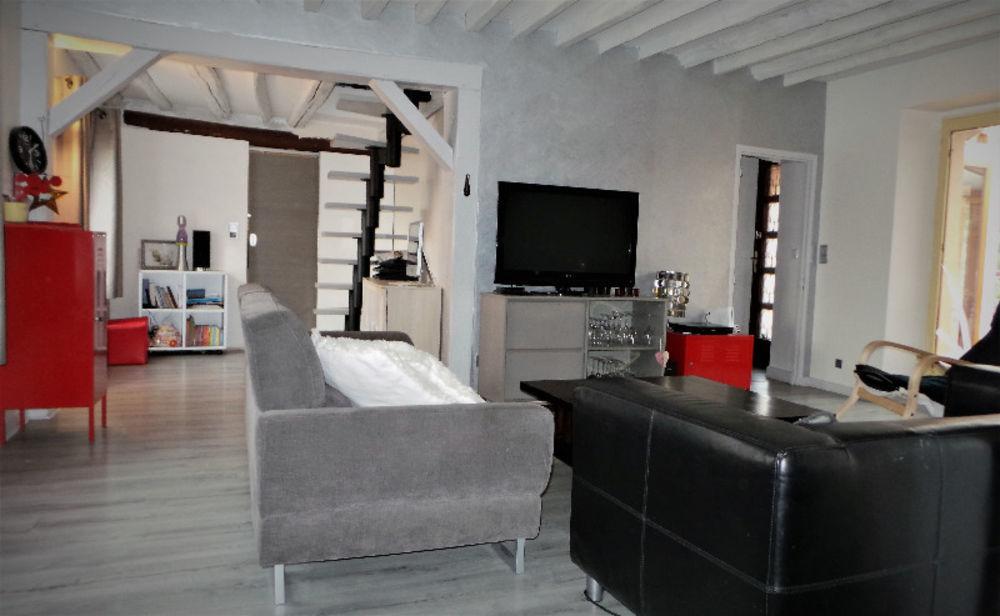 Vente Maison longère 3 chambres de 110m²  à Bailleau-le-pin