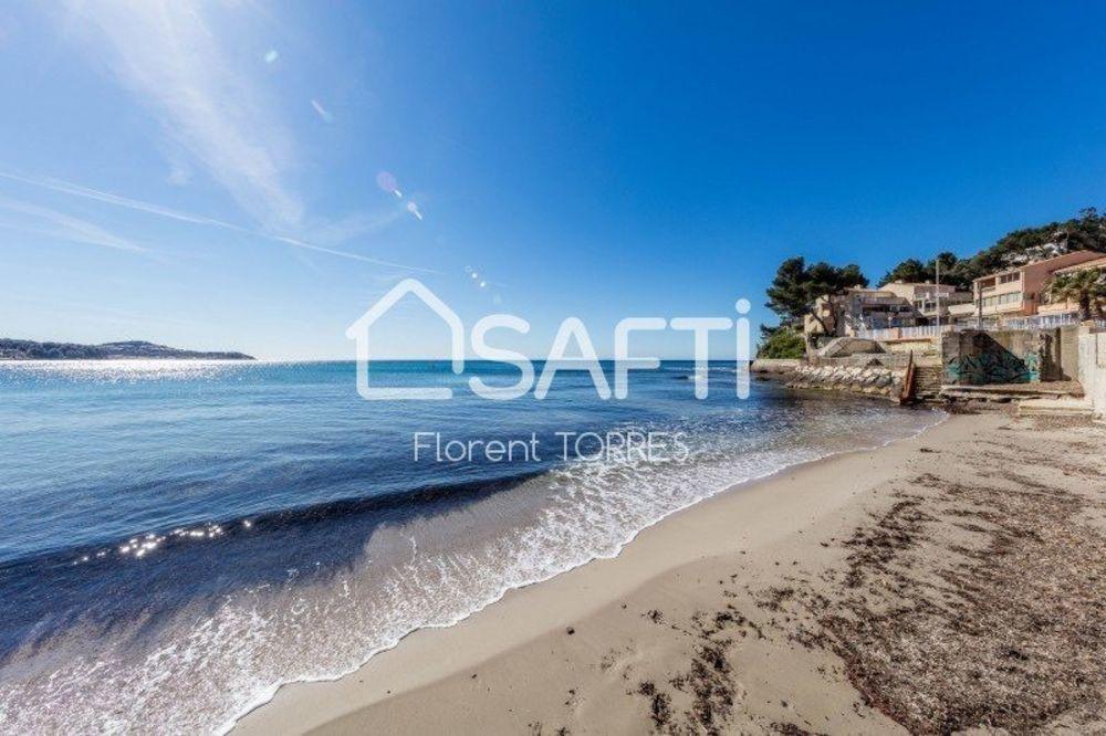 Vente Appartement Appartement T4 102 m²- RDJ- Piscine- Plage à 300 m  à La seyne-sur-mer