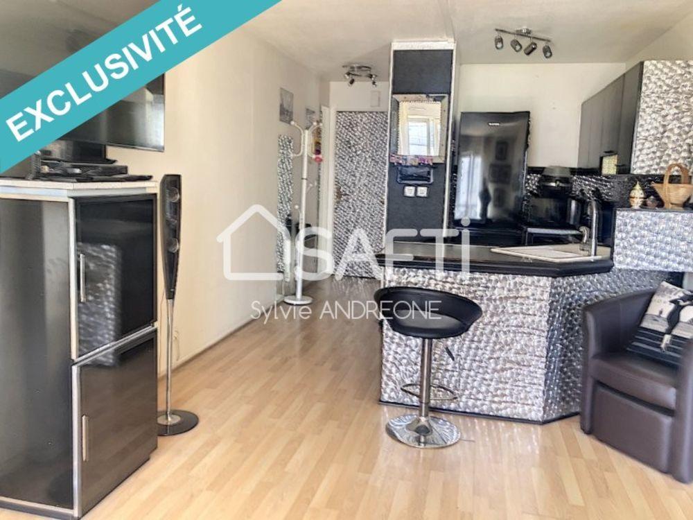 Vente Appartement T2 - 36m² avec balcon - Hôtel de ville de la Courneuve  à La courneuve