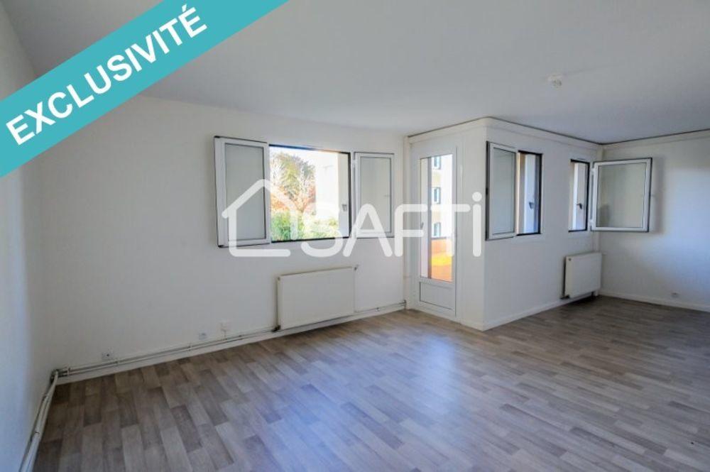 Vente Appartement APPARTEMENT RÉNOVÉ et LOCATAIRE EN PLACE  à Guingamp