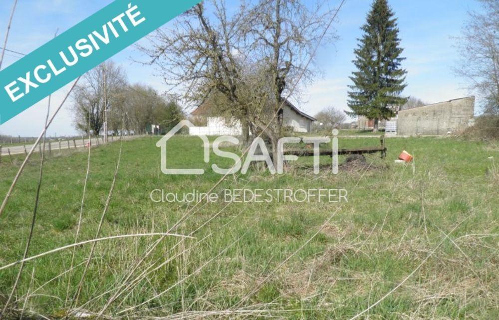 Vente Terrain TERRAIN CONSTRUCTIBLE - PARTICULIERS -INVESTISSEURS Montigny-mornay-villeneuve-sur-vingeanne