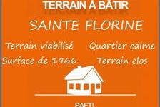 Vente Terrain Sainte-Florine (43250)
