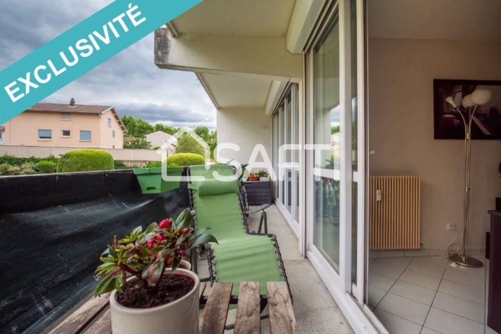 Vente Appartement Appartement environnement campagne 5' à pied centre de Villefranche !  à Villefranche-sur-saone
