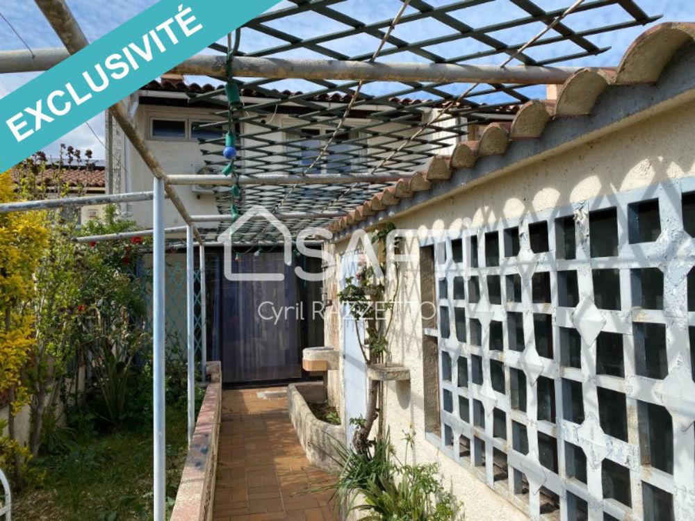 Vente Maison Secteur  RASSUEN maison T4 90 m2 Istres