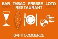 Fonds de commerce BAR-TABAC-JEUX-RESTAURANT 99000