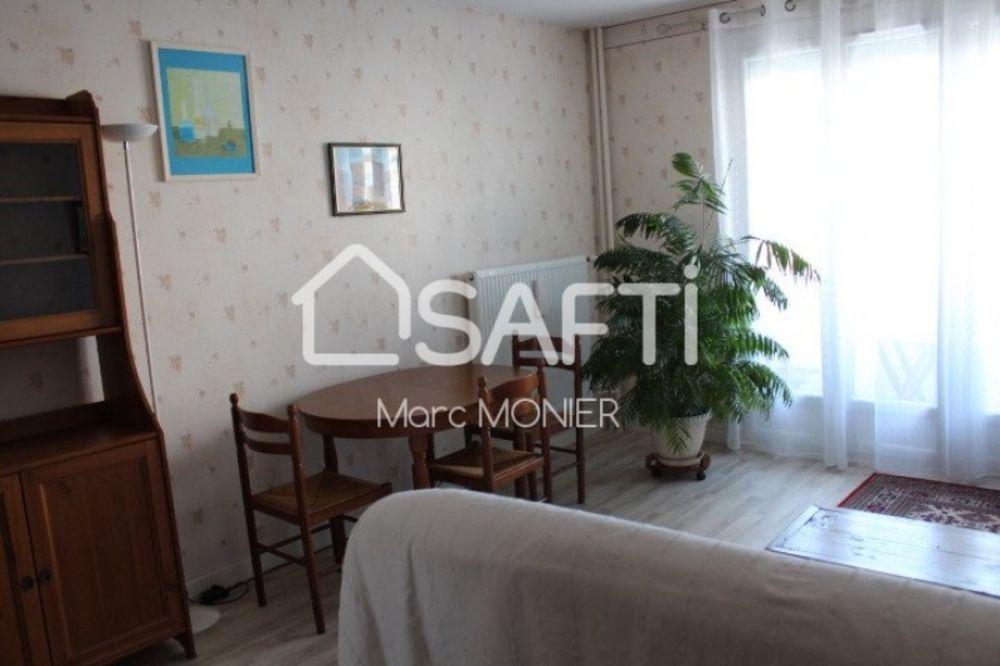 Vente Appartement Appartement T3 67 m² prêt à vivre en cœur de ville  à Cusset