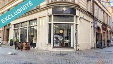 Salon de coiffure/Barbier sur 90m² + cave 90m² 128000