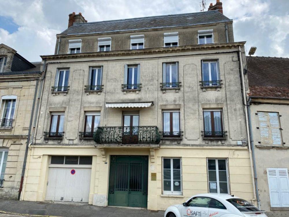 Vente Immeuble Immeuble à fort potentiel - 663m² au global - Travaux à prévoir Chateau-thierry