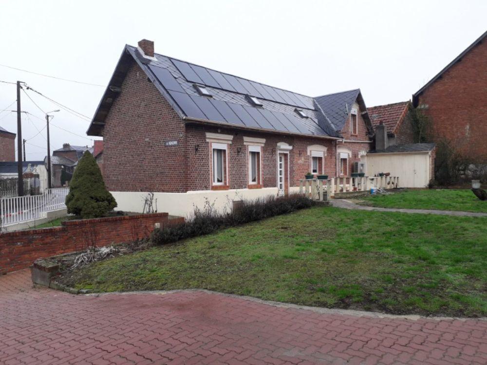Vente Maison maison rénovée au coeur du village  à Hargicourt