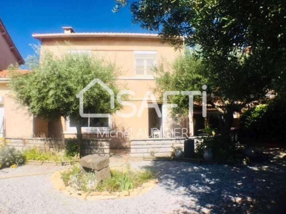 Vente Maison AGDE - Proche Hyper U - Pavillon T5 avec grand jardin  à Agde