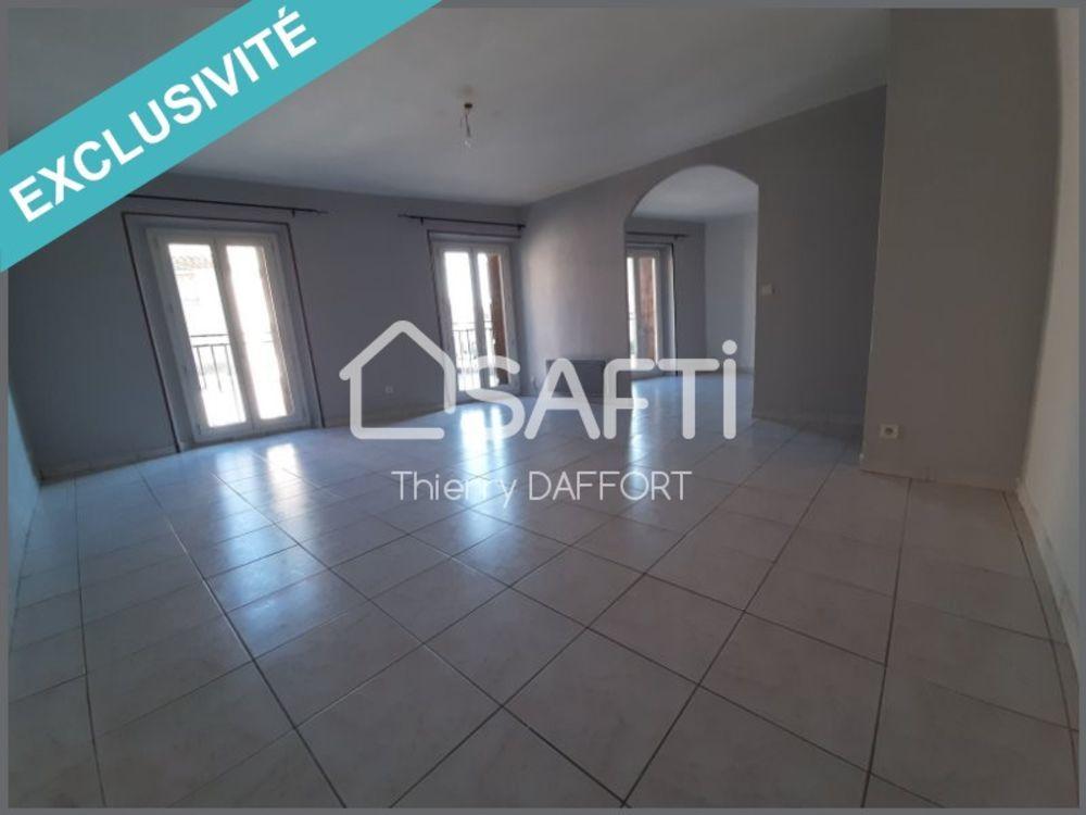 Vente Appartement Appartement T4, 78m² + Cellier  à Lezignan-corbieres