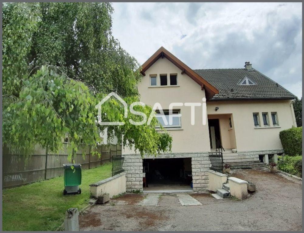 Vente Maison Maison de campagne- 6 pièces 170m2- Terrain 1440m2 - Proche Reims  à Hermonville