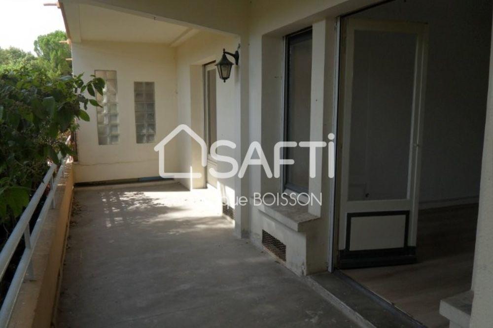 Vente Appartement Appartement 2 pces 44 m² + terrasse17m² + 1 place de parking  à Nimes