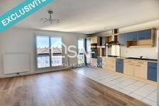 Appartement type 2 de 52 m2 en dernier étage secteur Drapeau - Maladière 127000 Dijon (21000)