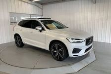 Volvo XC60 D5 AWD AdBlue 235 ch Geartronic 8 R-Design 2017 occasion Chauray 79180