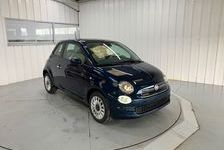 Fiat 500 1.0 70ch Hybride S/S Lounge 3p 2021 occasion Chauray 79180