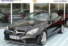 Mercedes Classe E CABRIOLET IV (2) 250 CDI 7G-Tronic SPORTLINE PACK AMG Camera 2013 occasion Mérignac 33700