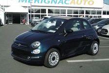 Fiat 500 C 1.2 69 Dualogic LOUNGE GPS (8 Options) Capote Beige 2020 occasion Mérignac 33700