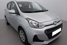Hyundai i10 1.0 66 INTUITIVE 2018 occasion Mions 69780