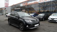 Toyota RAV 4 150 D-4D 4WD PACK GPS 2015 occasion Lescure-d'Albigeois 81380