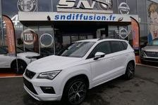 Seat Ateca 1.5 TSI 150 ACT DSG FR Virtual Cocpit JA19 Full LED GPS ACC 2019 occasion Lescure-d'Albigeois 81380