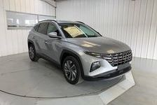 Hyundai Tucson 1.6 CRDi 136 Hybrid 48V DCT-7 Premium 2021 occasion Chauray 79180