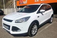Ford Kuga 2.0 TDCI 120 TITANIUM 4X2 1°MAIN 2015 occasion Lescure-d'Albigeois 81380