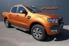 Ford Ranger DOUBLE CABINE 3.2 TDCi 200 BVA WILDTRAK 2018 occasion Jonquières 84150