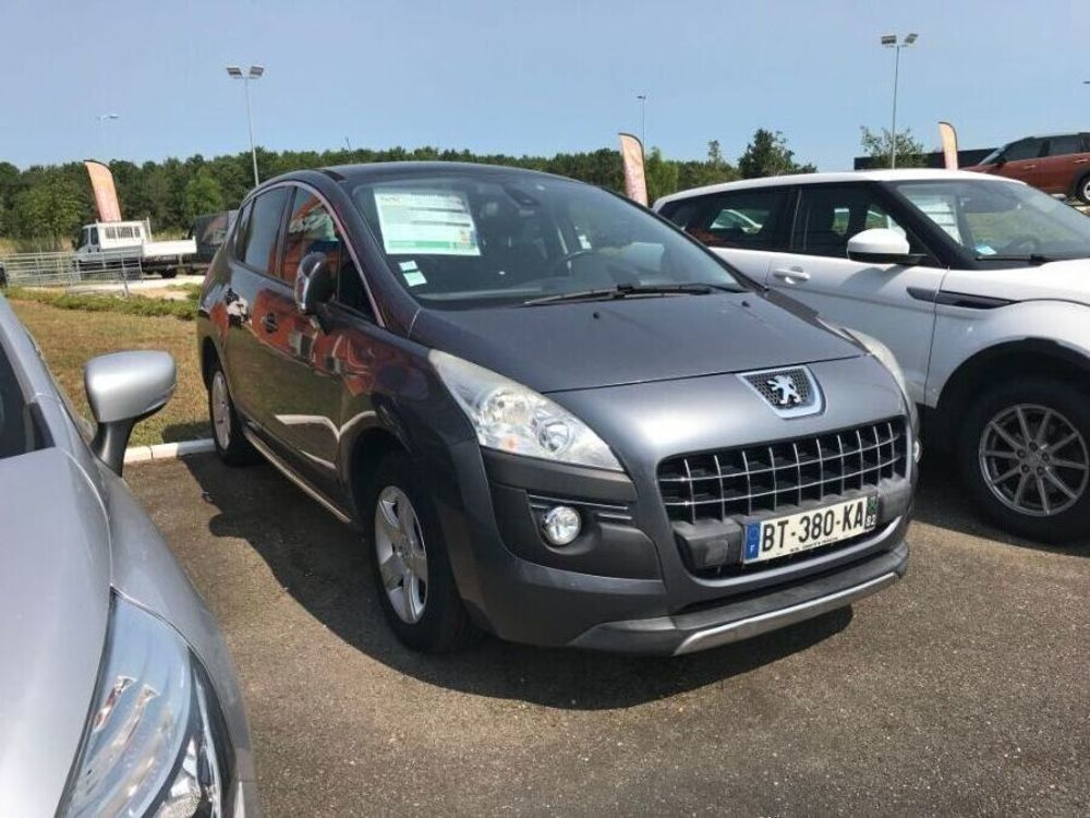 3008 1.6 HDI 112 PREMIUM PACK GPS Toit Pano Grip 2011 occasion 81380 Lescure-d'Albigeois