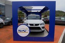 Seat Ateca 2.0 TDI 150 DSG7 4WD FR JA 19 Leds Gtie 4 ans/80mkm 2019 occasion Lescure-d'Albigeois 81380
