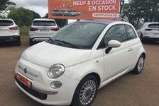 Fiat 500 1.2 69 LOUNGE 1°Main 2008 occasion Lescure-d'Albigeois 81380