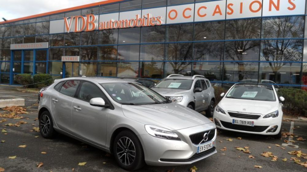 V40 T3 152CH GEARTRONIC 2018 occasion 81380 Lescure-d'Albigeois